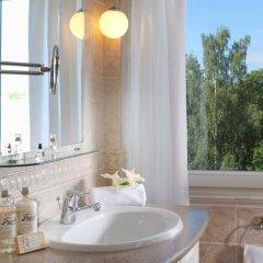Отель Imperial Spa & Kurhotel Чехия, Франтишкови-Лазне - отзывы, цены и фото номеров - забронировать отель Imperial Spa & Kurhotel онлайн ванная фото 2