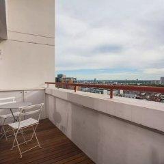 Отель 2 Bedroom Flat in Marylebone With Views Великобритания, Лондон - отзывы, цены и фото номеров - забронировать отель 2 Bedroom Flat in Marylebone With Views онлайн балкон