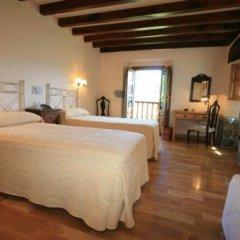 Отель La Casona De Baró Камалено комната для гостей