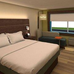 Отель Holiday Inn Express & Suites Jersey City North - Hoboken, an IHG Hotel США, Джерси - отзывы, цены и фото номеров - забронировать отель Holiday Inn Express & Suites Jersey City North - Hoboken, an IHG Hotel онлайн комната для гостей