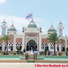 Отель Woodlands Inn Бангкок помещение для мероприятий