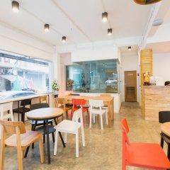Homie Hostel & Cafe' Бангкок питание