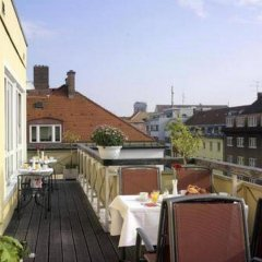 Smart Stay Hotel Schweiz балкон