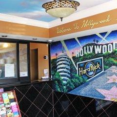 Отель Hollywood Inn Express North Лос-Анджелес детские мероприятия