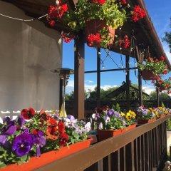 Гостиница Куршале балкон