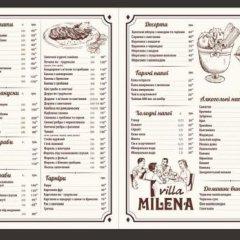 Гостиница Villa Milena городской автобус