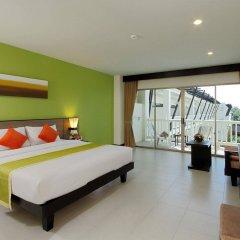 Отель Kata Sea Breeze Resort комната для гостей фото 5