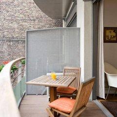 Отель Residhotel Impérial Rennequin балкон