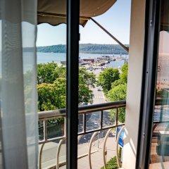 Отель Panorama Болгария, Варна - отзывы, цены и фото номеров - забронировать отель Panorama онлайн балкон