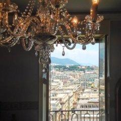 Hotel Bruxelles Margherita Генуя комната для гостей фото 4