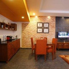 Отель Royal Singi Hotel Непал, Катманду - отзывы, цены и фото номеров - забронировать отель Royal Singi Hotel онлайн комната для гостей фото 3