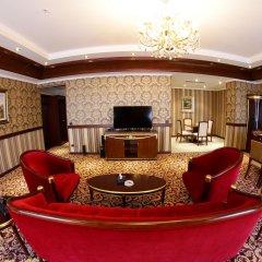 Отель Голден Пэлэс Резорт енд Спа Цахкадзор интерьер отеля