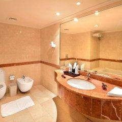 Отель Sofaraa Al Huda Hotel Саудовская Аравия, Медина - отзывы, цены и фото номеров - забронировать отель Sofaraa Al Huda Hotel онлайн ванная