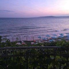 Отель Helios Болгария, Балчик - отзывы, цены и фото номеров - забронировать отель Helios онлайн пляж фото 2