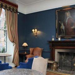 Отель The Grange Hotel Великобритания, Йорк - отзывы, цены и фото номеров - забронировать отель The Grange Hotel онлайн интерьер отеля фото 2