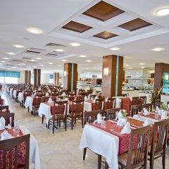 Отель Trendy Palm Beach - All Inclusive Сиде питание