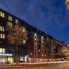 Monet Garden Hotel Amsterdam вид на фасад
