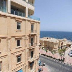 Отель Astra Hotel Мальта, Слима - 2 отзыва об отеле, цены и фото номеров - забронировать отель Astra Hotel онлайн балкон
