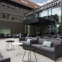 Отель Scandic Stavanger City Норвегия, Ставангер - отзывы, цены и фото номеров - забронировать отель Scandic Stavanger City онлайн гостиничный бар