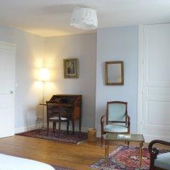 Отель La Maison de Saumur Франция, Сомюр - отзывы, цены и фото номеров - забронировать отель La Maison de Saumur онлайн комната для гостей фото 4