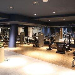 Отель Best Western Premier Ark Тирана фитнесс-зал фото 2