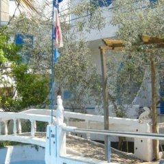 Myrmidon Hotel балкон