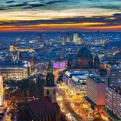 Отель Radisson Blu Hotel, Berlin Германия, Берлин - - забронировать отель Radisson Blu Hotel, Berlin, цены и фото номеров пляж
