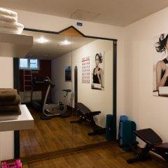 Отель 4mex Inn фитнесс-зал фото 2