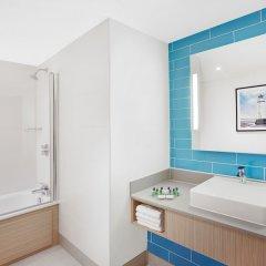 Отель Jurys Inn Brighton Waterfront Великобритания, Брайтон - отзывы, цены и фото номеров - забронировать отель Jurys Inn Brighton Waterfront онлайн ванная фото 2