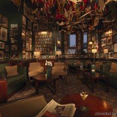 Отель The Stafford London гостиничный бар