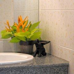 Отель Thanaree Place Таиланд, Бангкок - отзывы, цены и фото номеров - забронировать отель Thanaree Place онлайн ванная