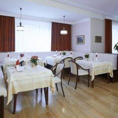 Отель JULIANE Меран питание