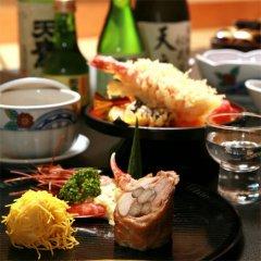 Отель Yamaguchiya Ryokan Насусиобара питание