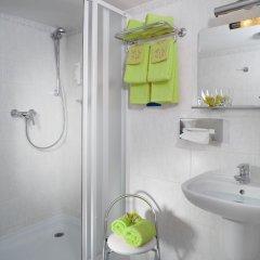 Отель Chateau Monty Spa Resort Чехия, Марианске-Лазне - отзывы, цены и фото номеров - забронировать отель Chateau Monty Spa Resort онлайн ванная фото 2