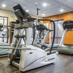 Отель Comfort Suites Cicero фитнесс-зал