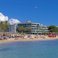 Отель H10 Casa del Mar пляж
