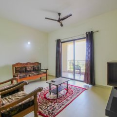 Отель OYO 11430 Home Green View 2BHK Old Goa Гоа комната для гостей фото 5
