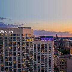 Отель Westin Ottawa Канада, Оттава - отзывы, цены и фото номеров - забронировать отель Westin Ottawa онлайн балкон