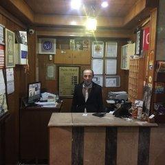 Istanbul Paris Hotel & Hostel интерьер отеля