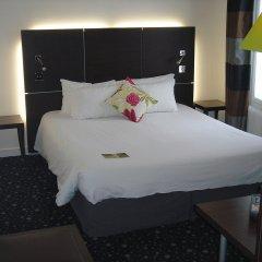 Отель le 55 Montparnasse Hôtel Париж комната для гостей фото 2