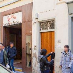 Апартаменты Santa Croce Apartment Флоренция городской автобус
