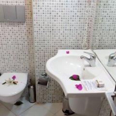 Pirlanta Hotel Турция, Фетхие - отзывы, цены и фото номеров - забронировать отель Pirlanta Hotel онлайн ванная