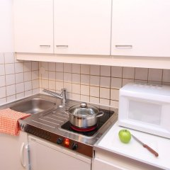 Отель CheckVienna Edelhof Apartments Австрия, Вена - 1 отзыв об отеле, цены и фото номеров - забронировать отель CheckVienna Edelhof Apartments онлайн в номере фото 14