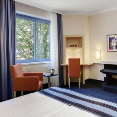 Отель IntercityHotel Nürnberg Германия, Нюрнберг - 2 отзыва об отеле, цены и фото номеров - забронировать отель IntercityHotel Nürnberg онлайн удобства в номере фото 2