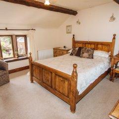 Отель Hen Cloud Cottage комната для гостей