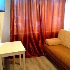 Апартаменты Optima Apartments Avtozavodskaya Москва комната для гостей