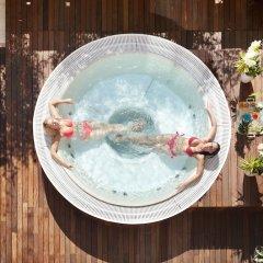 Rome Marriott Grand Hotel Flora бассейн