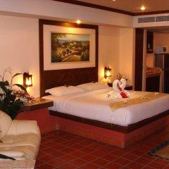 Отель Pacific Club Resort Пхукет комната для гостей