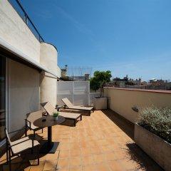 Отель Catalonia La Pedrera балкон