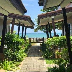 Отель Dang Sea Beach Bungalow